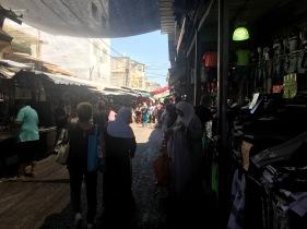 Au shouk de Tel Aviv
