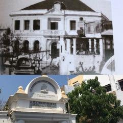 L'école de l'alliance israélite avant/après la guerre