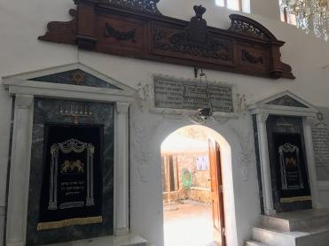La Synagogue de Rhodes (la seule encore en état)